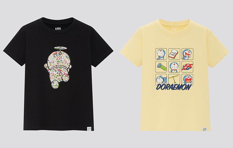 Uniqlo celebra el 50 aniversario de Doraemon