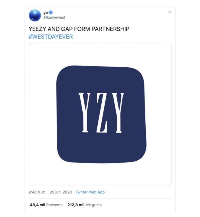 Yeezy Gap: Lo nuevo de Kanye West x Gap