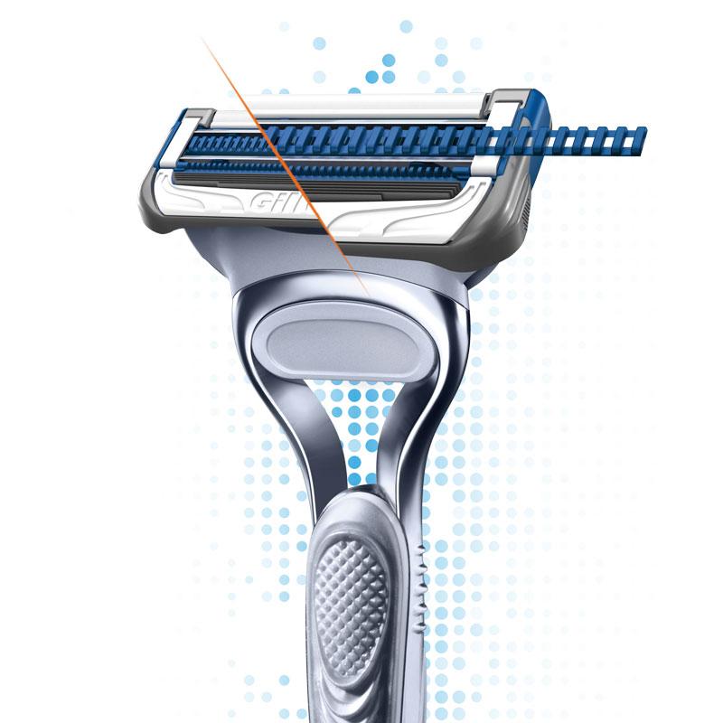 Afeitarse en la Nueva Normalidad con Gillette SkinGuard