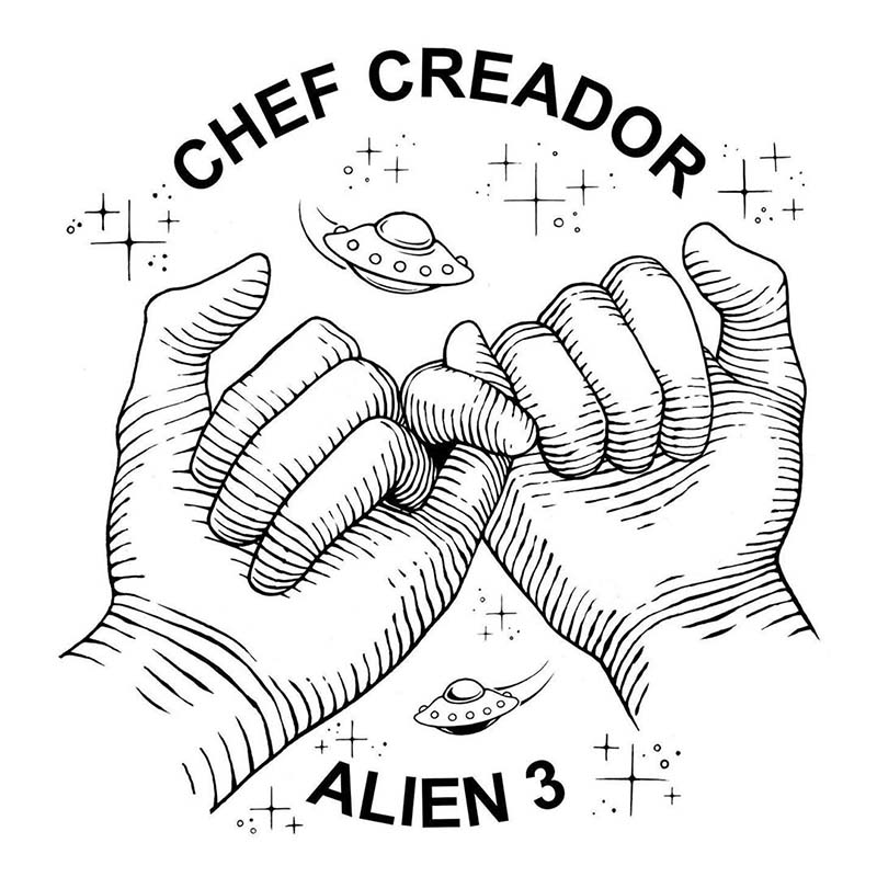 Aliens en el indie en lo nuevo de Chef Creador