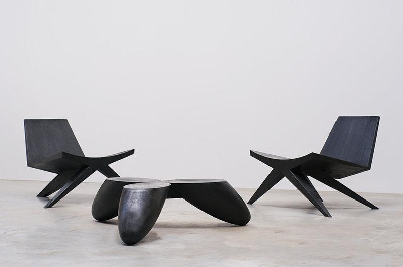Arno Declercq: Brutalismo en madera