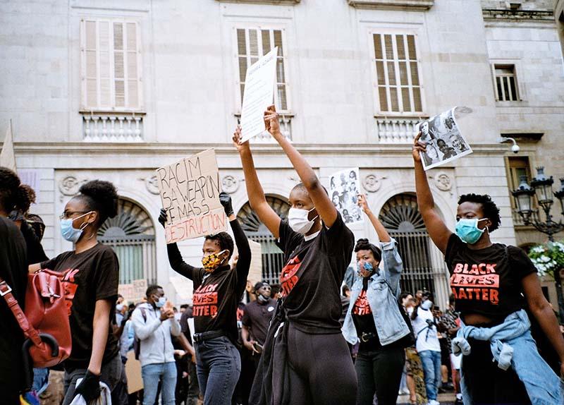 España también debe luchar por las vidas negras y africanas