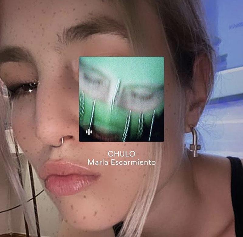 Chulo de María Escarmiento ya está fuera