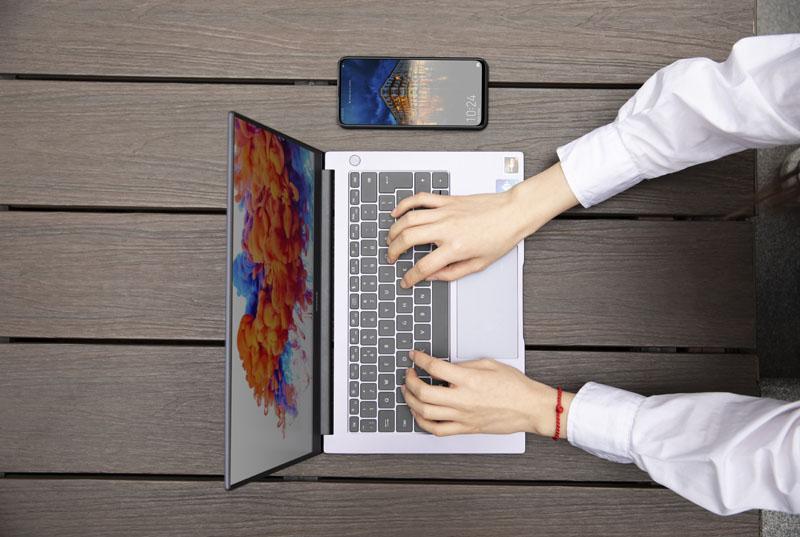 Portátil Honor MagicBook 14 llega a España con súper precio