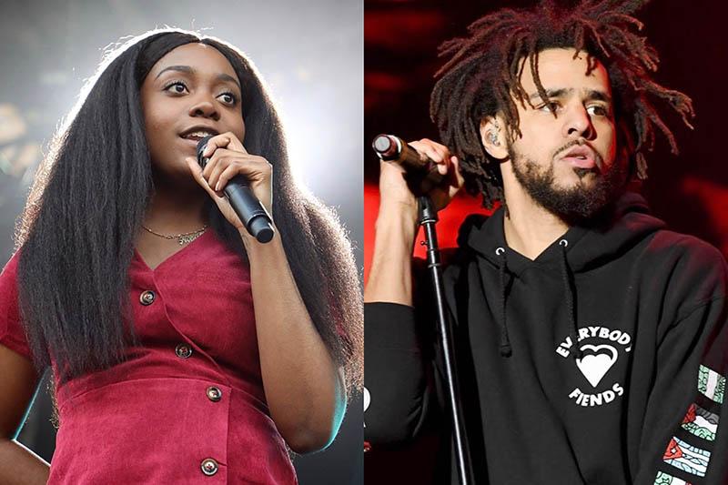 J.Cole y Noname el beef más esperado del mundo del rap