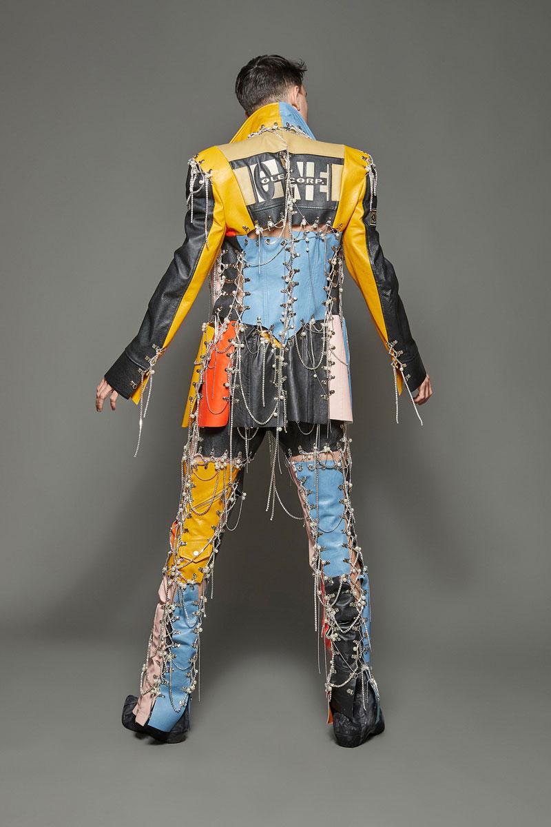 Jóvenes Promesas de la Moda en Biaaf 2020