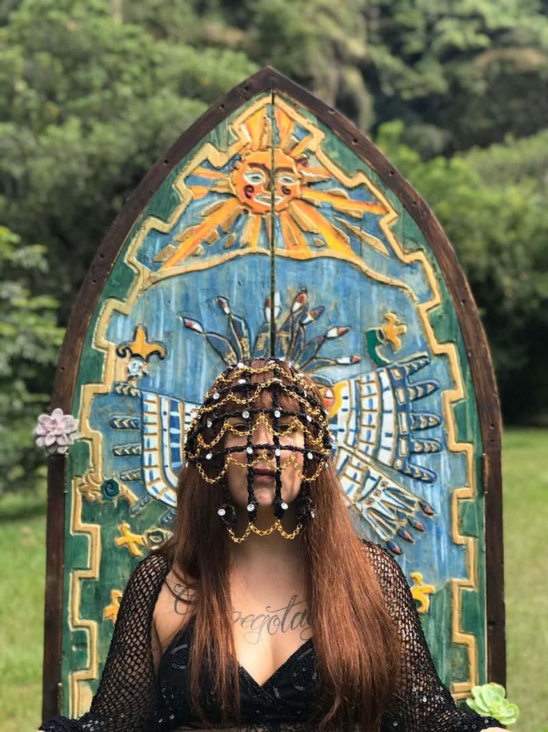 Lapili es una princesa guerrera en su nuevo tema Xena