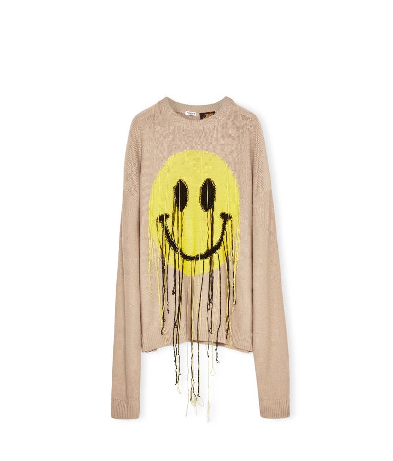 Loewe Smiley, la colección más ravera para el verano 2020