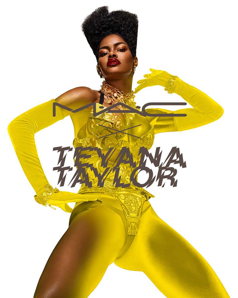 M·A·C x Teyana Taylor