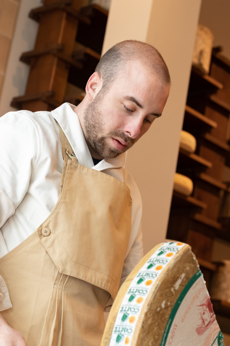 Quesería Formaje: artesanía bacteriana en Chamberí