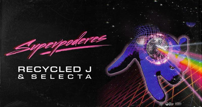 Recycled J y sus Superpoderes, nuevo Ep