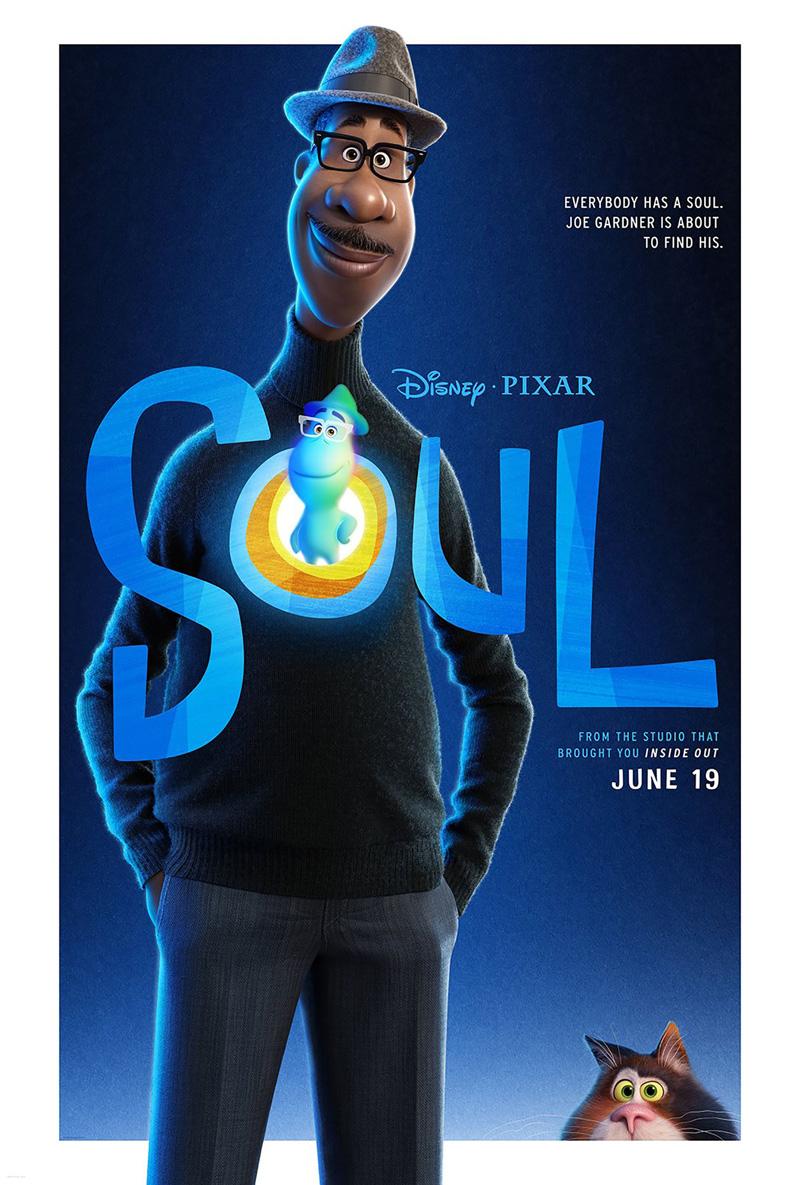Soul y la fórmula exitosa de Pixar