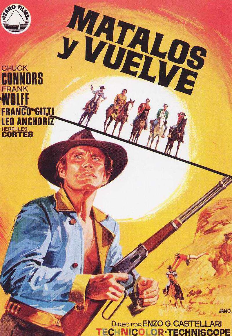 El Spaguetti Western a través de sus títulos