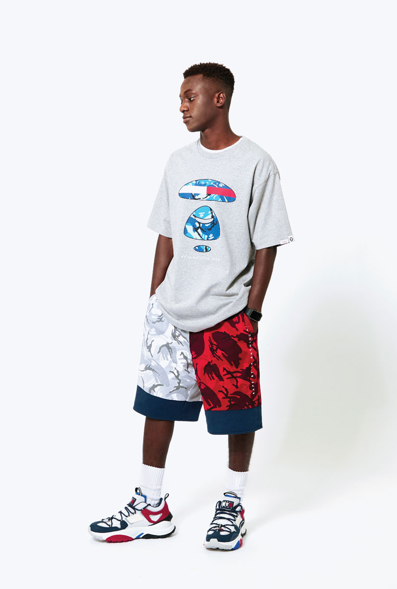 Tommy Jeans x Aape by A Bathing Ape
