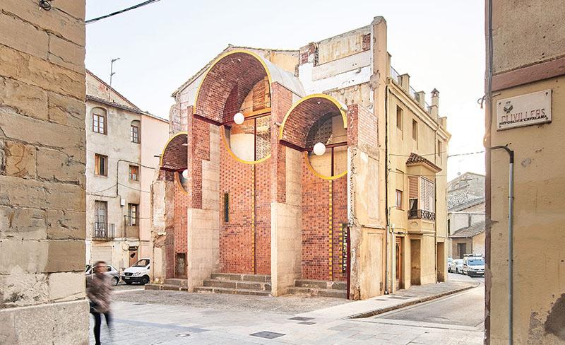 Unparell D'Arquitectes - Proyectos de lo cotidiano