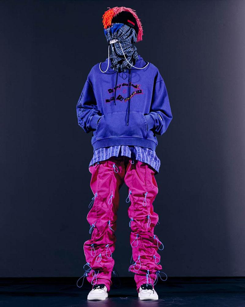 Moda punk coreana: 99%IS- Vol.15 AW20