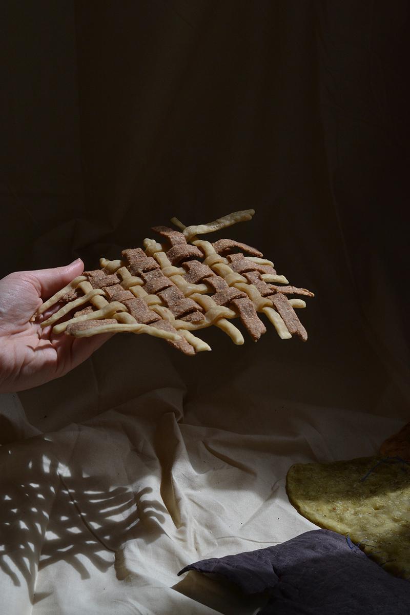 Aida Salán: La arquitecta que experimenta con el pan