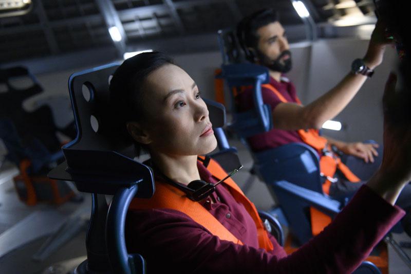 Away, la nueva serie de Hillary Swank, despegará en Netflix