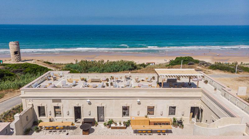 Cuartel del Mar: extraordinario restaurante en Cádiz