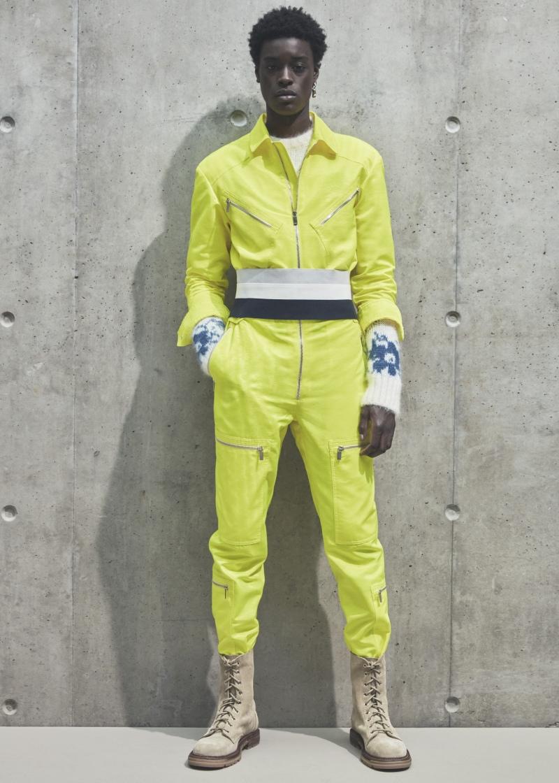 Kim Jones y Amoako Boafo juntos para Dior SS21