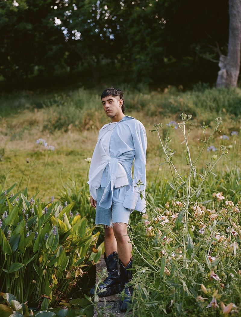 Editorial de moda de Mariona Calathea: Ese