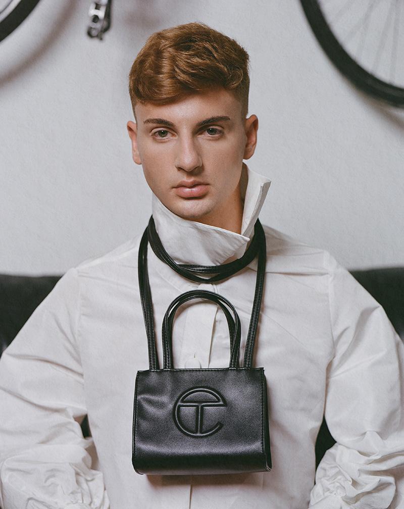 Editorial de moda inspirado en el confinamiento: Staying in