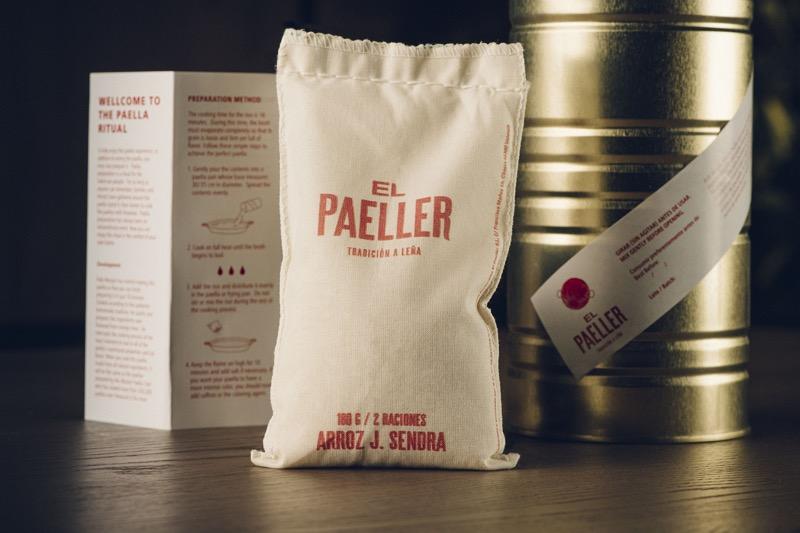 El Paeller, paella de leña en cualquier momento y lugar