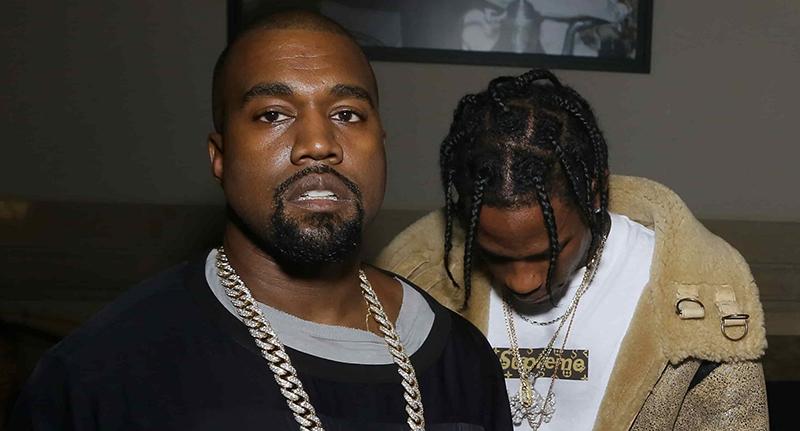 """Kanye West y Travis Scott lanzan """"Wash Us in the Blood"""""""