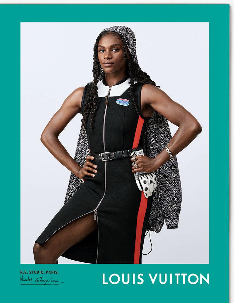 Nueva campaña de Louis Vuitton AW20