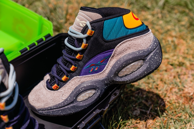Nice Kicks x Reebok Question Mid ''Bubba Chuck""