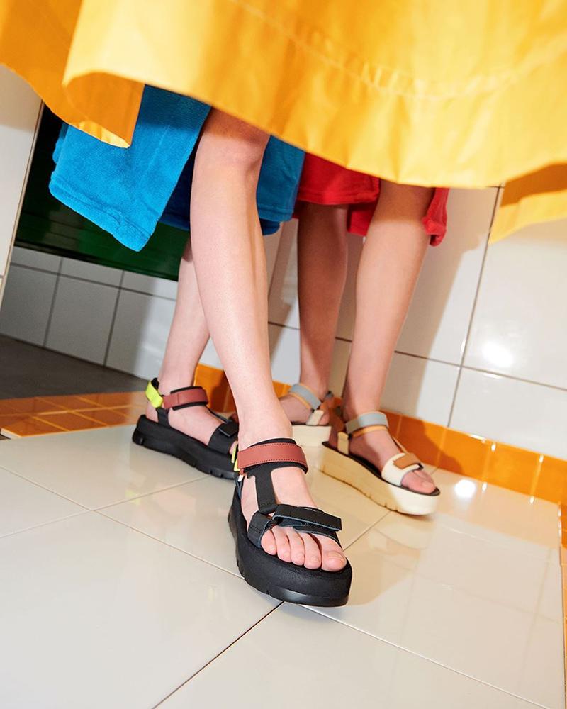 Sandalias deportivas, el must de este verano