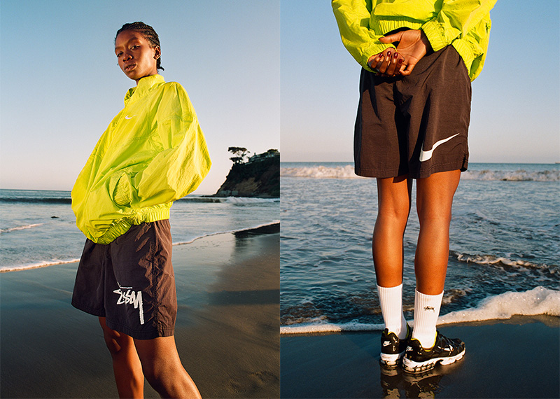 Stüssy x Nike Air Zoom Kukini