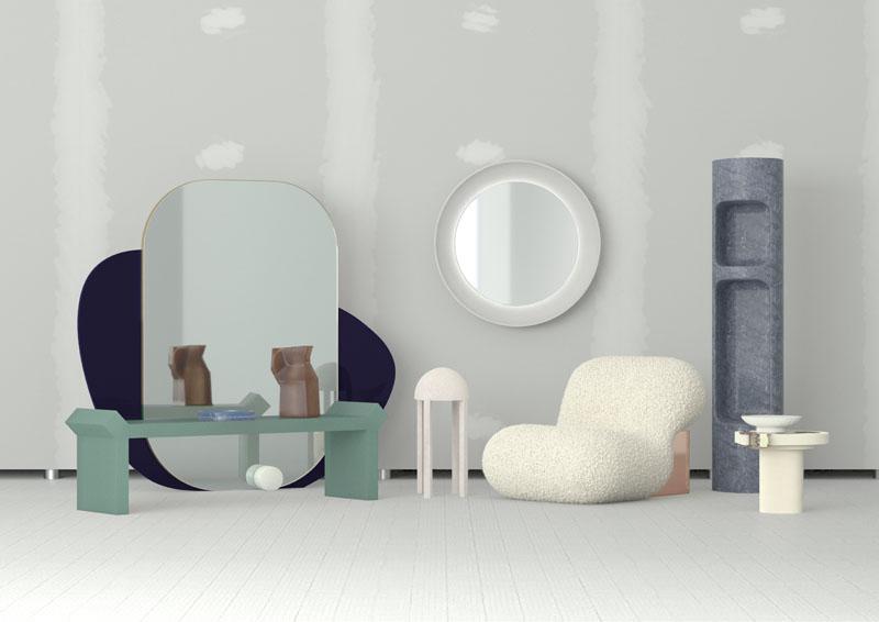 Theoreme Editions: El trabajo de diseñadores emergentes