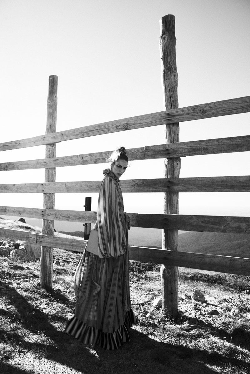 Abducción, una historia de moda por Xtriman