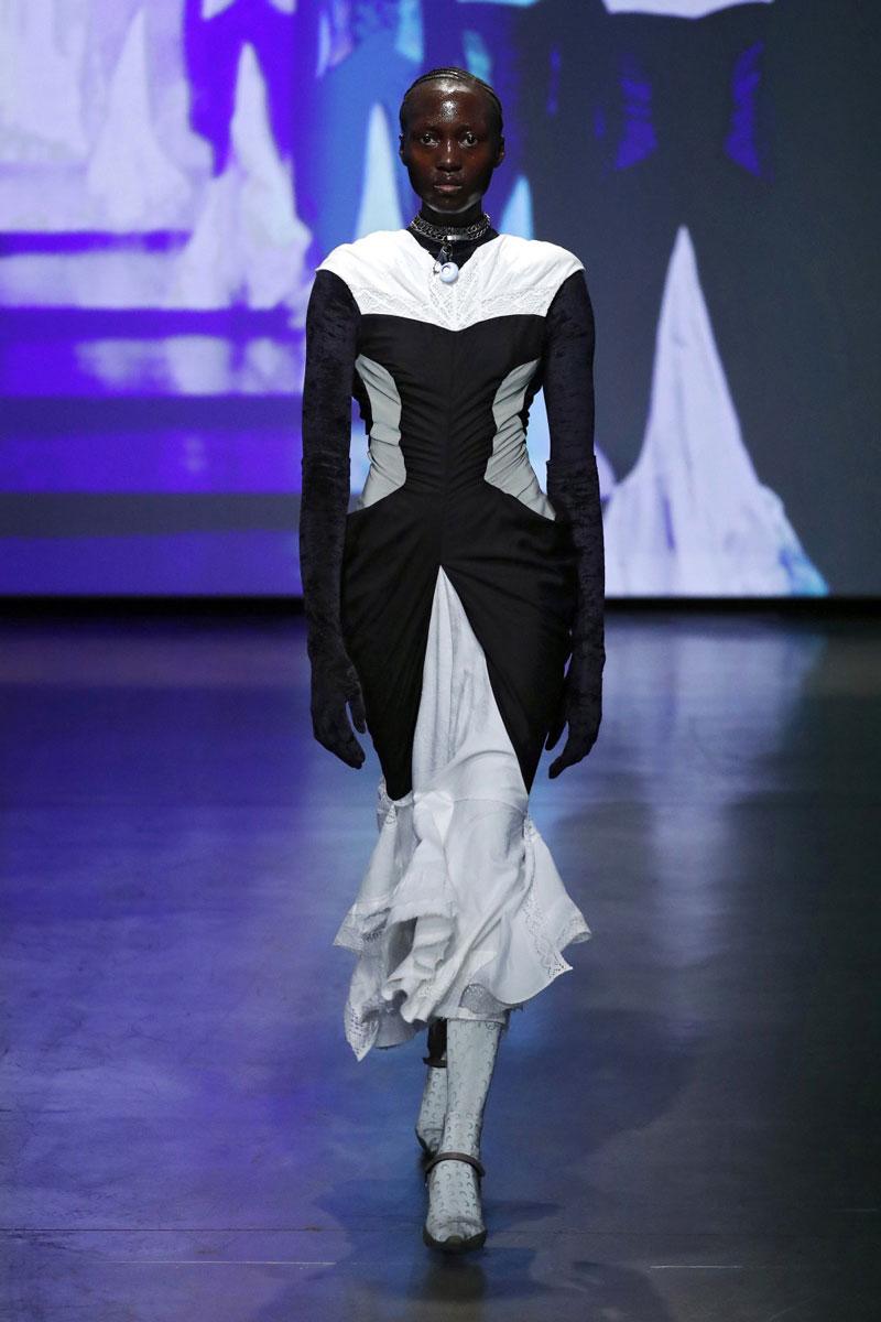Andam Fashion Award 2020, Marine Serre ganadora