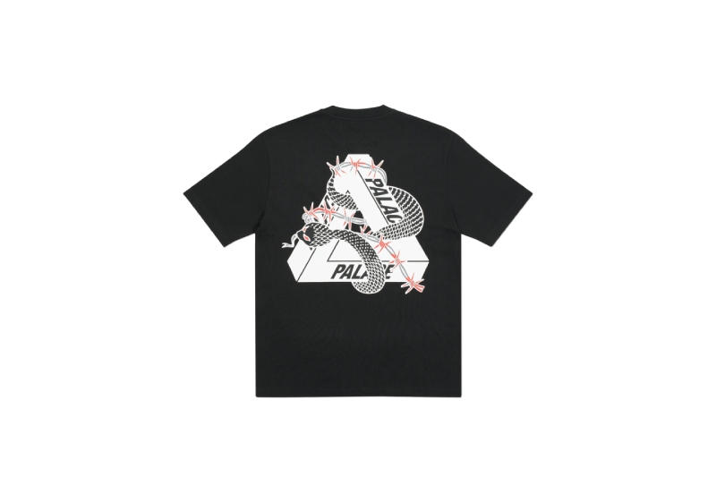 Palace presenta sus nuevas camisetas