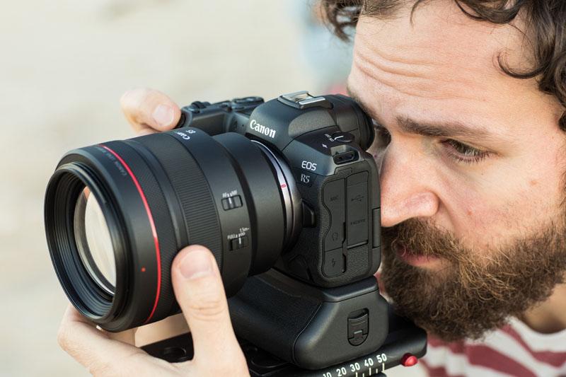Nuevas Canon Eos R5 y R6: Especificaciones y precios