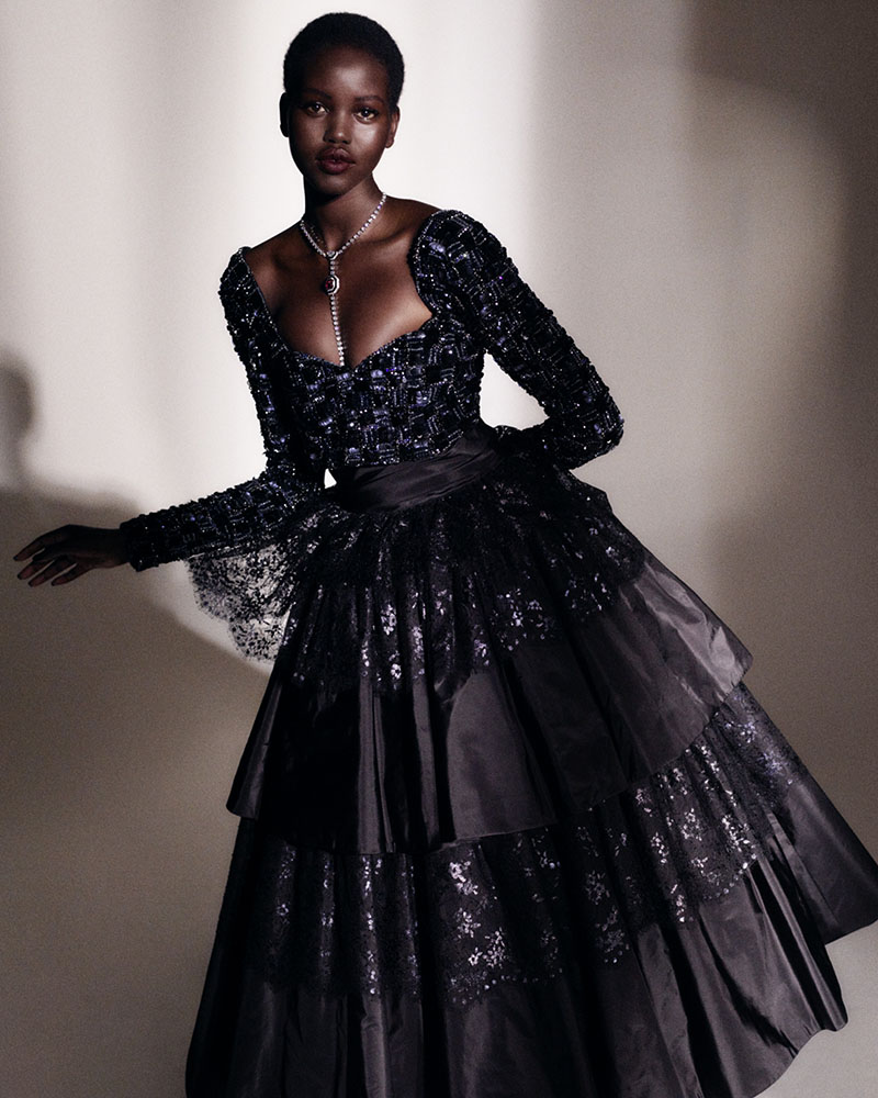 Las princesas punk de Chanel Alta Costura FW20
