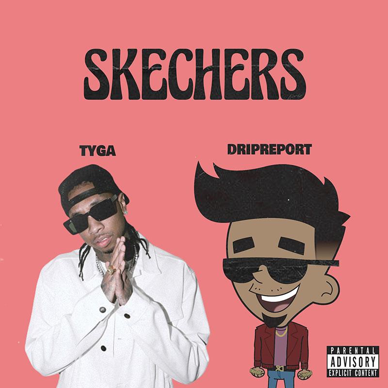 DripReport y su canción Skechers