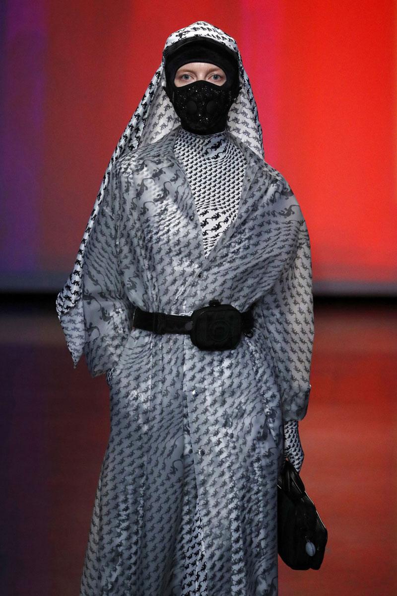 Marine Serre, la diseñadora Futurewear