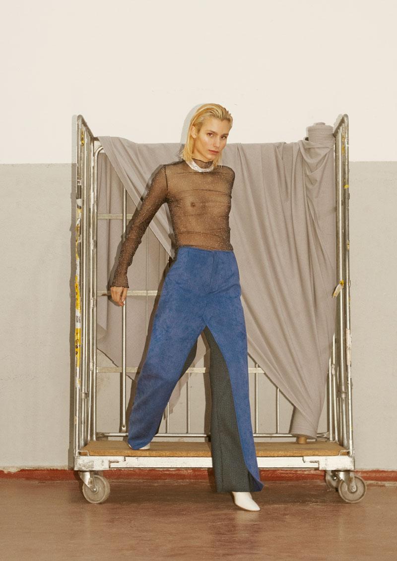 Lamner, marca española especialista en pantalones de mujer