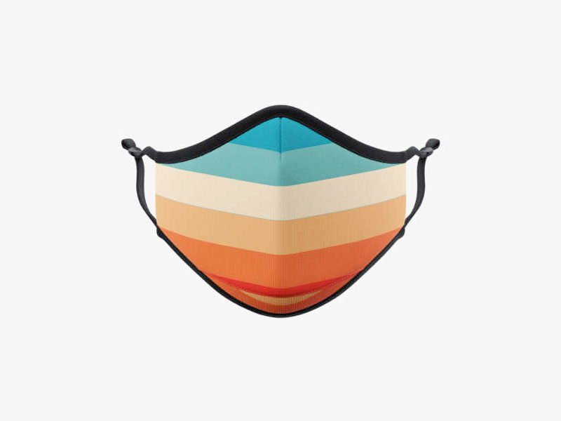 Mascarillas reutilizables filtro multicapa de Vistaprint