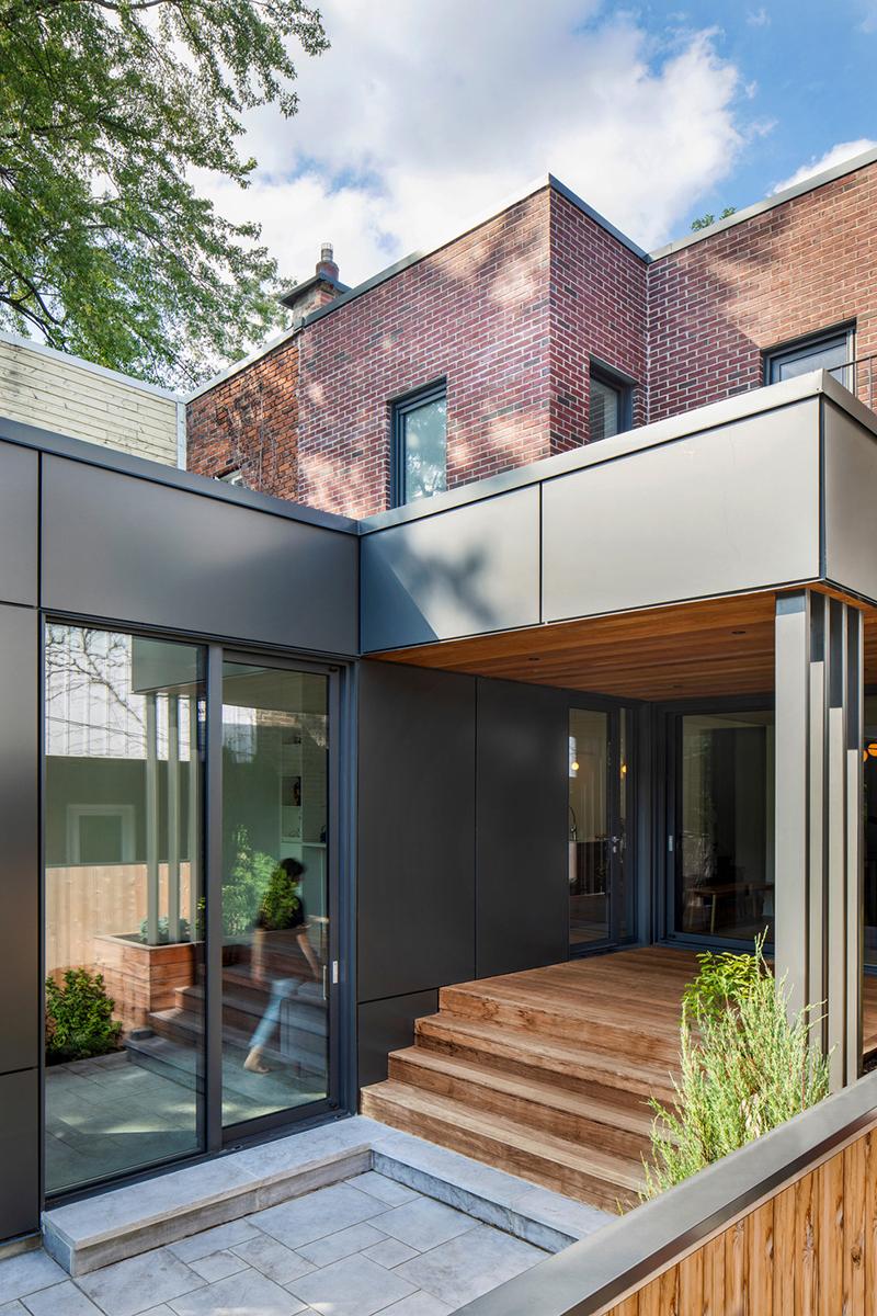 Reforma de una vivienda histórica por Microclimat