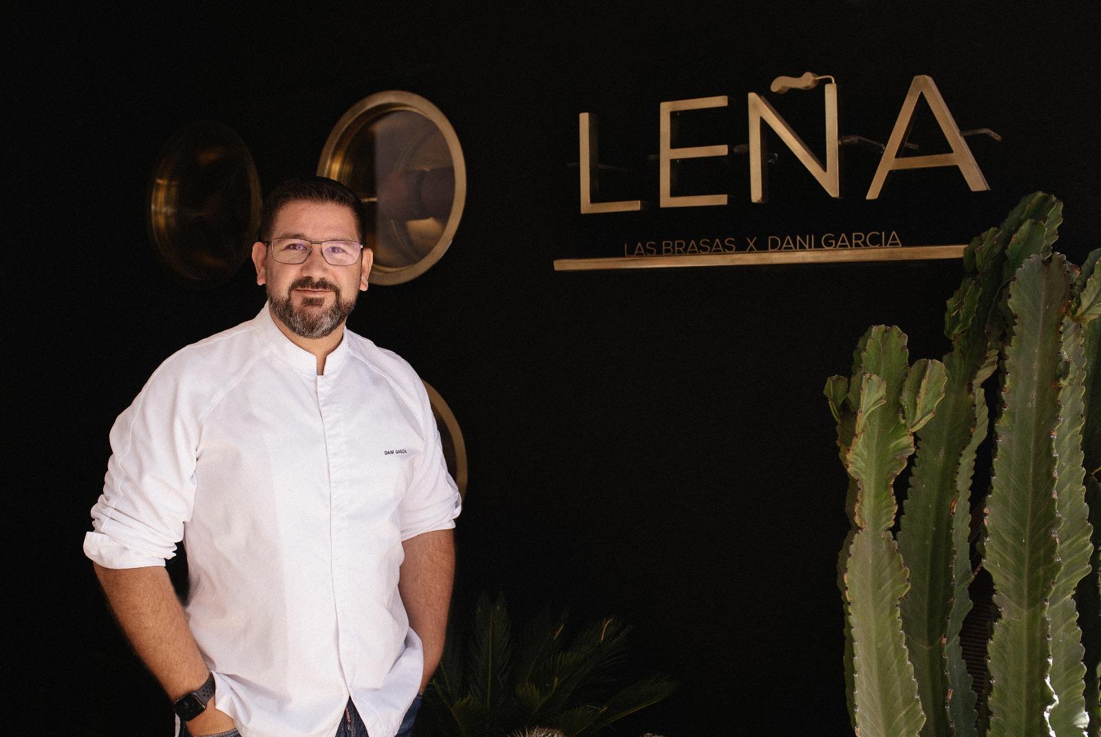 Restaurante Leña: lo nuevo de Dani García