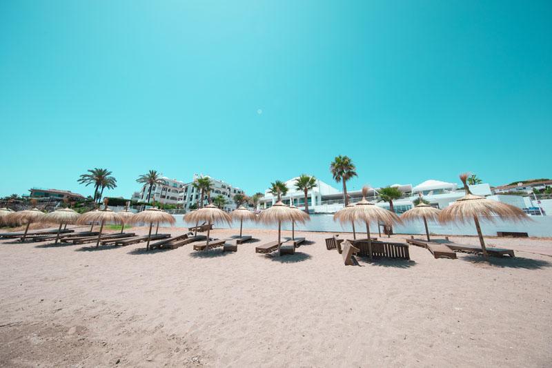 Restaurante Palmira en el nuevo Florida Beach Club de Mijas