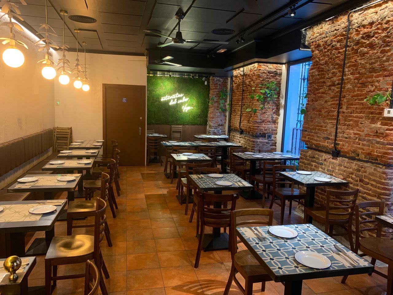 Restaurantes Vega en Madrid: culto a la comida vegana