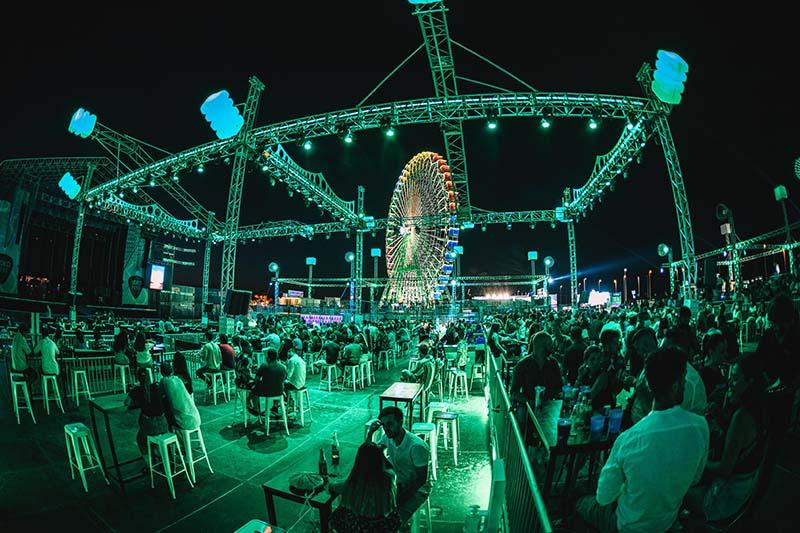 Soko Puerto Santa María trae el festival y la música al Sur