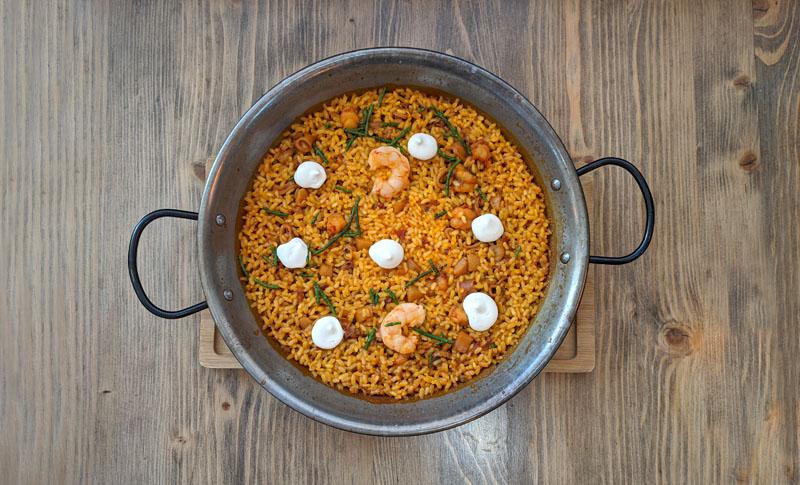 Restaurante Úskar: Deliciosa cocina en Embajadores
