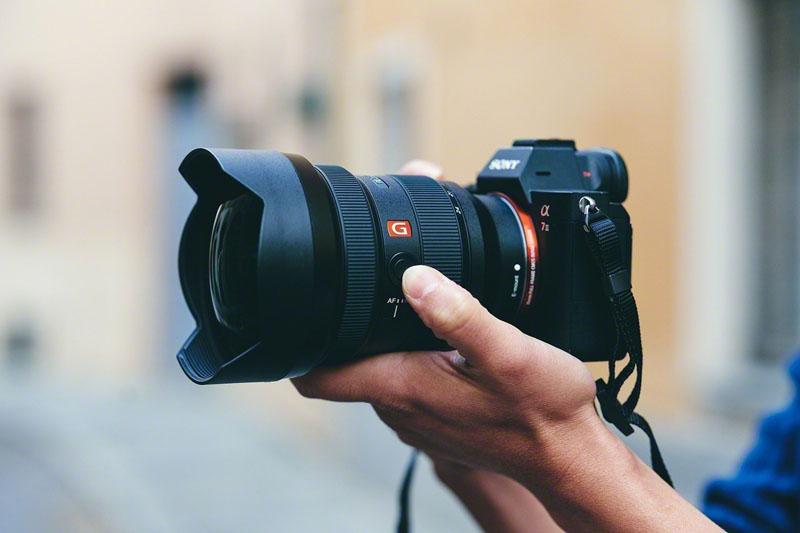 Nuevo zoom angular full-frame Sony G Master (12-24mm) F2,8