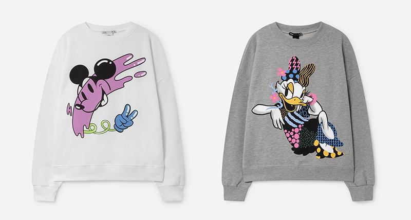 Mickey Mouse protagoniza la nueva colección de Lefties